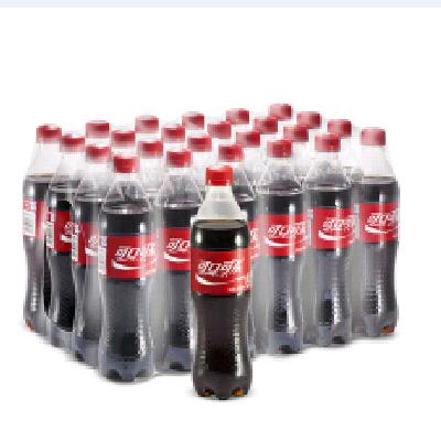 可口可乐600ml整件1*24