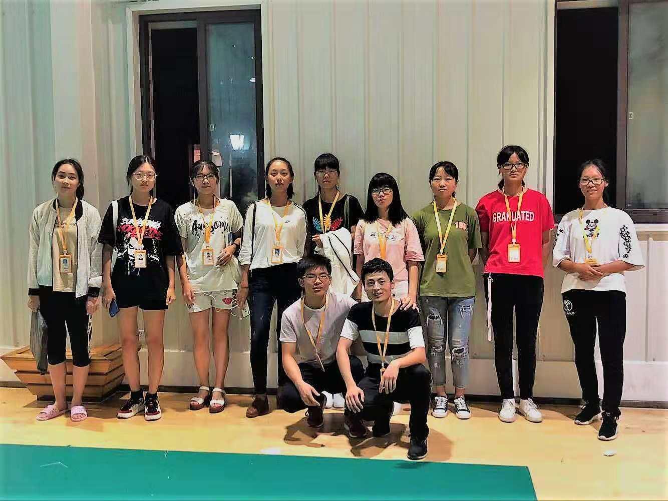 第一次集体团队照片